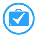 my trip list app icon